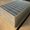 Galvanized Press Welded Steel Grating