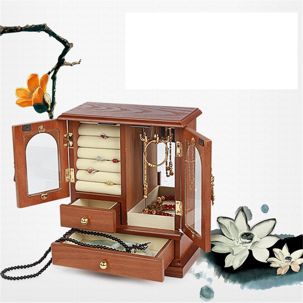 hot selling wooden jewelry box