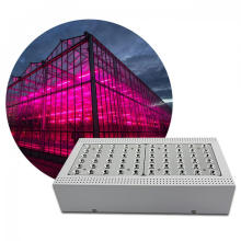 Full spectrum LED grow panel light