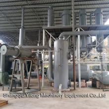 Tyre Pyrolysis Recycling Process