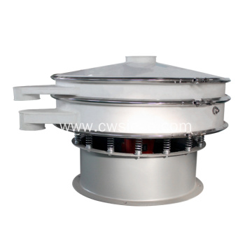 Low noise carbon steel vibrating sifter for chemical