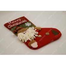 Santa Claus Christmas stockings