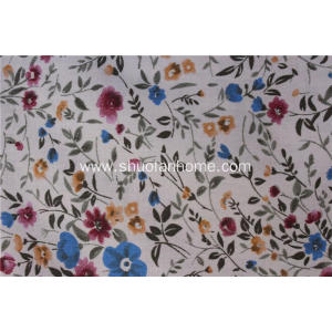 New Delivery for 90 Polyester 10 Cotton Printed Fabric,90 Polyester 10 Cotton Printed Clothing Fabric Supplier in China TC 90% polyester 10% cotton fabric printed supply to United States Wholesale