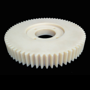 High precision CNC machining plastic small gear