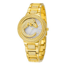 Factory Outlets for Retail Ladies Watch High-Grade Quartz Crocodile Round Waterproof Watches export to Ukraine Suppliers