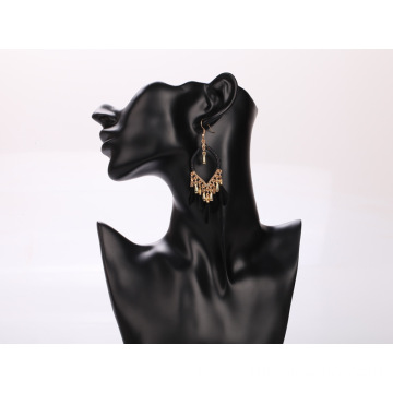 Luxury Feather Long Tassels Earring Wholesale Party Earrings