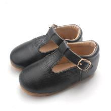 Christmas Leather Baby Dress Shoes Girls in Bulk