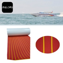 Melors Synthetic Teak Deck Boat Non Slip Sheet