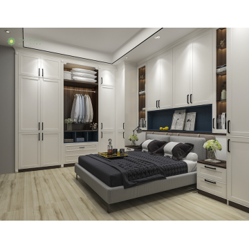 European Style Bedroom Furniture Set for Home