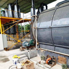 Recycle Plastic Back to Oil Plant