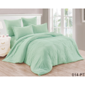 The Best Bed Sheets 100% Polyester Solid Fabric