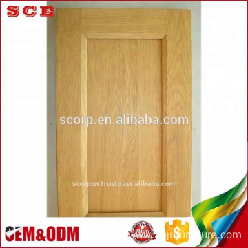 OEM/ODM for TW Vietnam wooden Kitchen Cabinet Solid Oak Doors export to Yugoslavia Wholesale