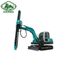 China Manufacturers for Helical Pile Installation Equipment Hydraulic Piling Equipment Machine export to Nauru Exporter