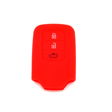 Magnetic silicone key cover for Honda Crider