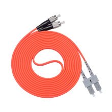 SC to FC Fiber Optic Patch Cord