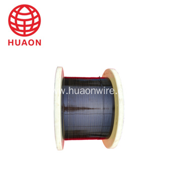 Enameled aluminium flat winding wire for transformer