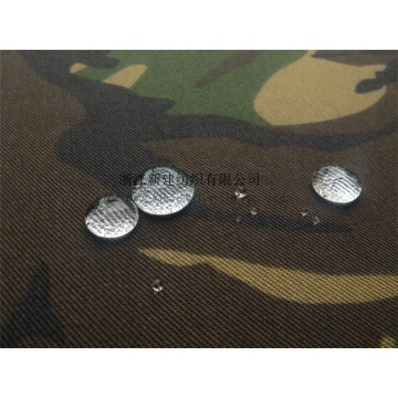 Field Uniform Woodland Camouflage Fabric for Dutch Army