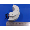 alumina ceramic precise machining structural parts