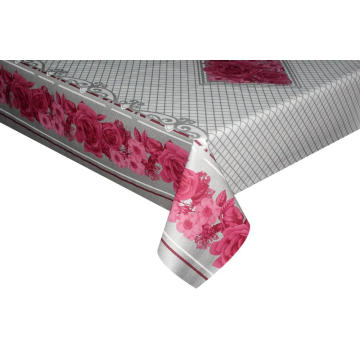 Elegant Tablecloth Elastic with Non woven backing