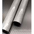 Quality assurance 100% real carbon fiber colored tube