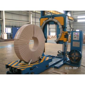 Fully Automatic cable wrapping machine/tyre wrapping machine
