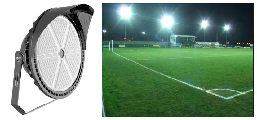 Outdoor Led Tennis Court Lighting