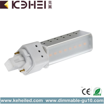 Silver 4W G24 LED Tube light Mood Lighting