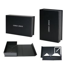 Collapsible Box With Corner For Jewelry And Watches