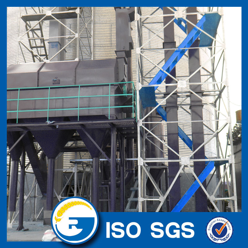Assemble Bolted 5000 tons Grain Storage Silos
