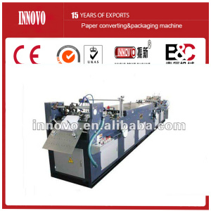 Full Automatic Multi-Functional Envelope Gluing Form