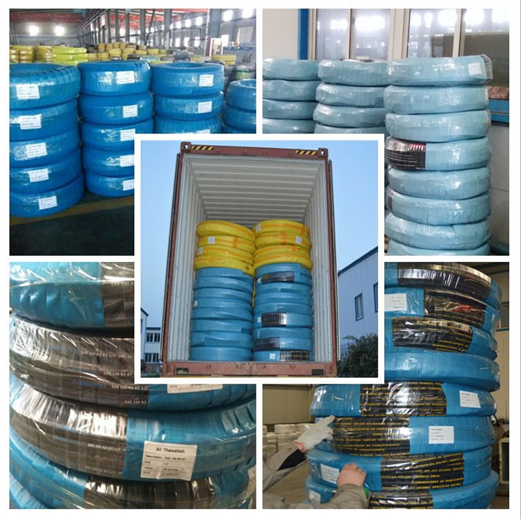 Hydraulic Hose Package