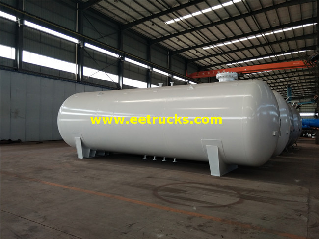 ASME Ammonia Gas Tanks