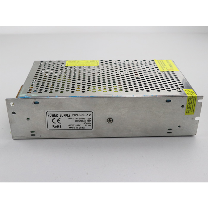 250W 12v 20.83A LED switching power supply