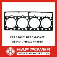 professional factory for Engine Sealing Parts CAT 3304DI Head Gasket 7N8022 supply to Madagascar Factories