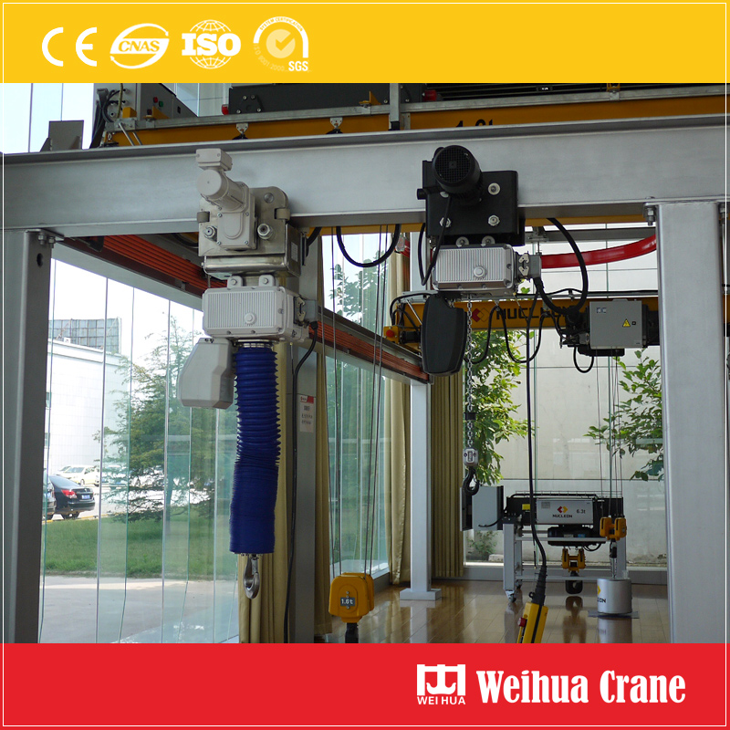 Sanitary Chain Hoist