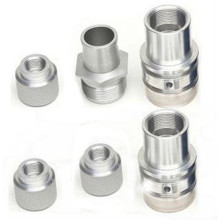 Aluminium CNC Turned Machining  Components  Parts