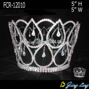 Full Round Pageant Crowns For Sale