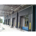 Mekanikal Retractable Loading Dock Shelter