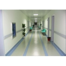 Epoxy thin coating floor paint for hospitals