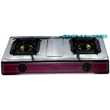 2 Burners Home Cooking Gas Stove