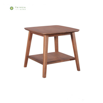 Nordic Original Square Double Layer End Table