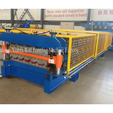 China for Ibr Panel Wall Double Deck Roll Forming Machine Double Layer Galvanized Roofing Sheet Roll Forming Machine export to Honduras Importers