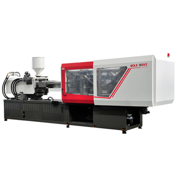 Plastic box injection moulding machine