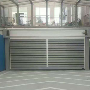 2018 High Speed ​​espiral Doors Building Material