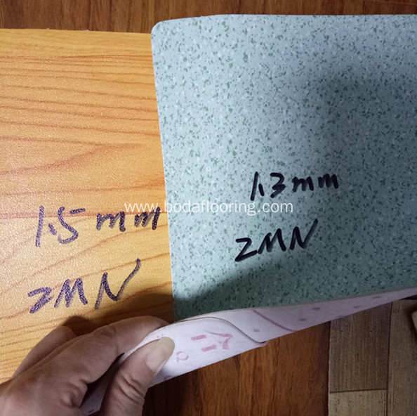 4M Indoor Usage PVC FLOORING
