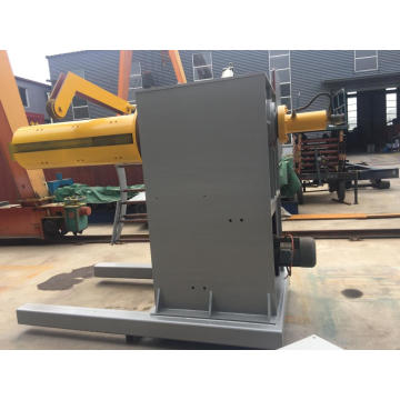 Hydraulic Color Steel Sheet Decoiler