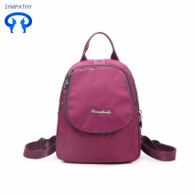 Mini duffel bag for women's sport small backpack