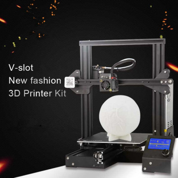 220*220*250MM V-slot 3D Desktop Printer DIY Kit Wholesale