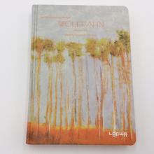 Best quality Low price for Pocket Notebook Paper oil painting notebook export to Japan Manufacturer