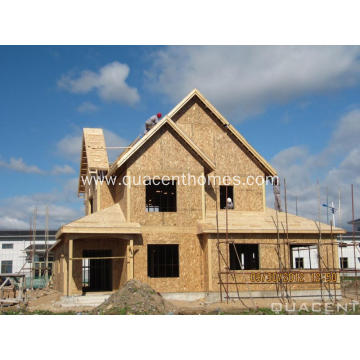 Fast Assembly Green Building SIPs House Frame